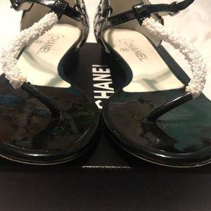 Chanel shoes size 40 excellent condition sandal